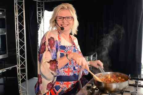 Foodies Festival Christmas - Standard or VIP Entry with Show Guide on 18 To 20 November - Save 47%