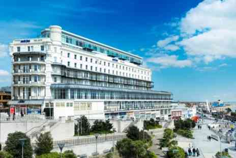Park Inn Palace Southend on Sea - One or Two Nights Stay for Two with Breakfast and Wine with Option for Dinner - Save 0%