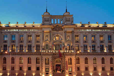 Boscolo Prague - Five Star 4 nights Stay in a Superior Room - Save 67%