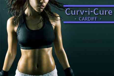 Curv i Cure - Ladies Vibro Plate, Toning Table and Sunbed Sessions for £29.95 - Save 64%