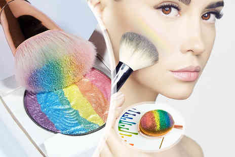 Forever Cosmetics - Rainbow shimmer highlighter - Save 82%
