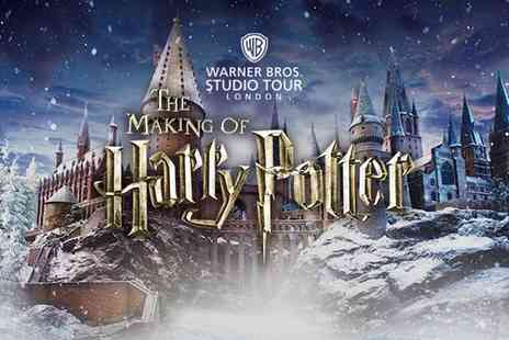 Warner Bros Studio Tour - Warner Bros. Harry Potter Studio Tour with Butterbeer, Souvenir and Special Guests - Save 0%