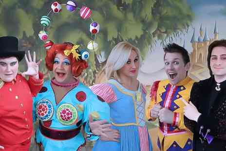 The Blackpool Pier Company - Goldilocks and the Three Bears Pantomime on 12 October To 2 November - Save 50%