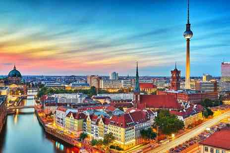 Cheap Cost Holidays - Two night Berlin break including flights and ice skating - Save 47%