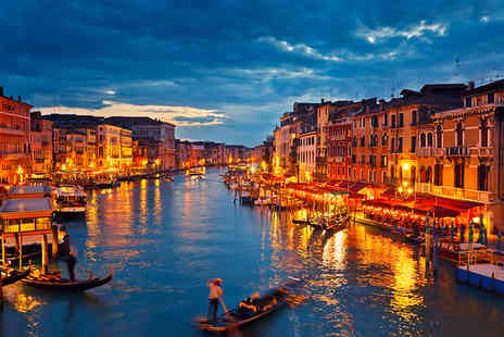Tour Center - Two, three or four night mystery Italy break with return flights - Save 36%