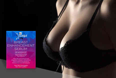 Real Protein - 10ml bottle of breast enhancement serum - Save 0%