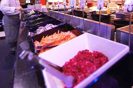 The Venue Cuisine - International Buffet Lunch for Up to Four - Save 37%
