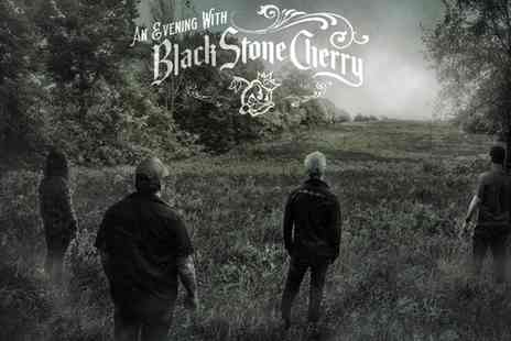 Black Stone Cherry Live - Tickets to Black Stone Cherry Tour on 21 November to 6 December - Save 0%