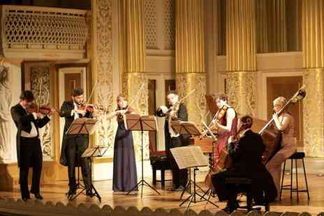 Candlelight Concerts - London Concertante tickets, Vivaldis Four Seasons by Candlelight on 12 November - Save 51%