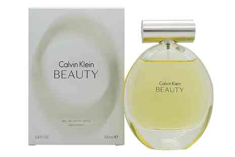Groupon Goods Global GmbH - Calvin Klein Beauty 100ml EDP for Her - Save 0%