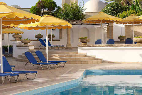 Mitsis Petit Palais - Four Star 7 nights Stay in a Standard Room - Save 39%