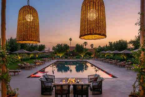 The Source Marrakech - Four Star 7 nights Stay in a Deluxe Room - Save 37%