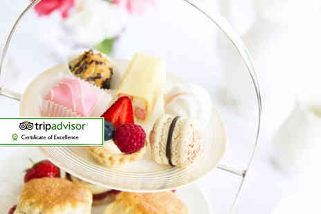 Nidd Hall Hotel - Afternoon tea for two - Save 50%