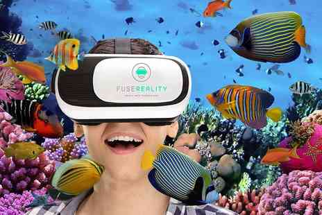 Bart Group - 3D virtual reality headset - Save 85%