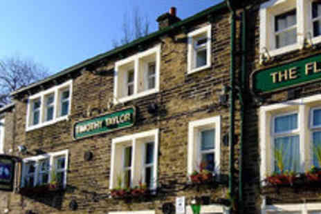 The Fleece Inn - Two night midweek stay for two - Save 63%