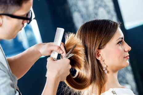 CA Underground Hair - Cut and Blow Dry with an Optional Conditioning Treatment - Save 60%