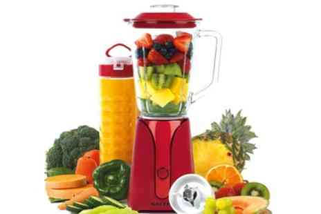 Groupon Goods Global GmbH - Salter Two In One To Go Blender Set With Free Delivery - Save 50%