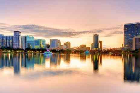 Broadway Travel - Orlando Florida Seven Night Escape With Flights & Bags - Save 0%