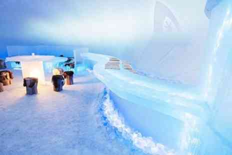 Fleetway Travel - Snow Hotel Experience With Flts & Transfers - Save 0%