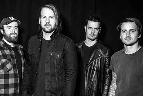 Beartooth Live - Beartooth on 8 To 14 December, Standing and Seated Tickets - Save 0%