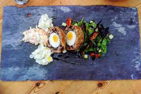 Walled Garden Moreton - Two Course Lunch for Two or Four - Save 34%