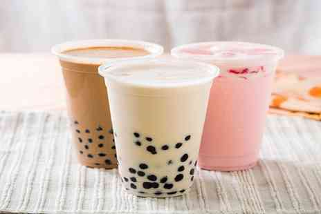 Miss Coffee - Bubble Tea for Two or Four - Save 0%