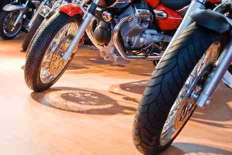 Teign Motorcycles - Motorbike Valeting - Save 0%