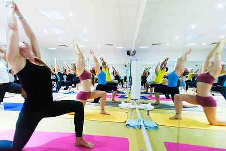 Feel Hot Yoga - Eight Hot Yoga Classes - Save 0%