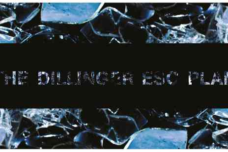 The Dillinger Escape Plan Live - The Dillinger Escape Plan on 20 and 25 January, Standing and Seated Tickets - Save 0%
