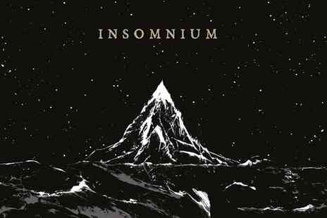 Insomnium Live - Insomnium O2 Academy Islington on 18 January, Standing Ticket - Save 0%
