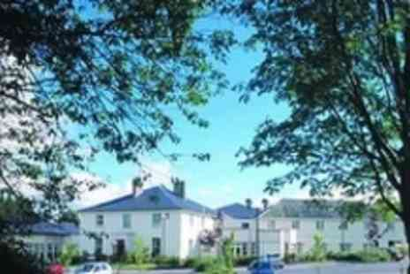 Macdonald Crutherland House Hotel - Spring Spa Day with One Hour Hot Stone Massage and Lunch - Save 50%