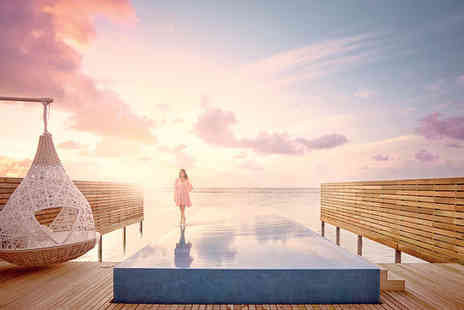 LUX South Ari Atoll - 10 nights in a Romantic Pool Water Villa - Save 70%
