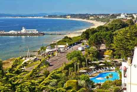 Hallmark Hotel - Bournemouth Stay with 3 Course Dinner - Save 0%