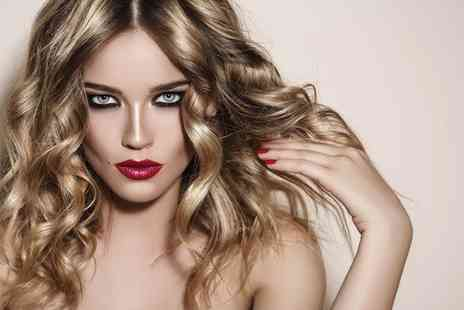 Renella - Falkirk - Cut, Colour, Choice of Highlights, Treatment and Blow Dry - Save 58%