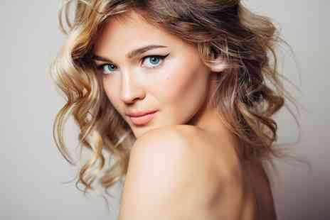 Cross cuts unisex hair and beauty salon - West End T Bar Highlights or Full Head of Colour, Cut, Conditioning and Blow Dry - Save 0%