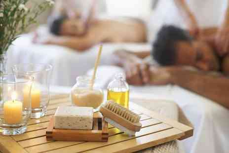 The Treatment Studio - Pampering Package with Afternoon Tea for One or Two - Save 34%
