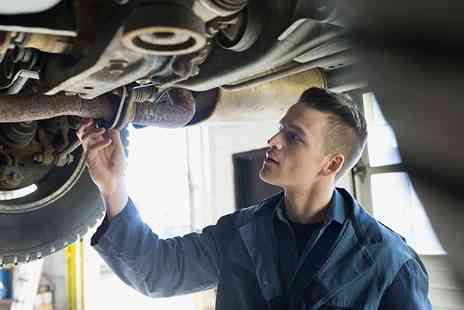 Barnsley Auto Centre - 54 Point Service With Oil Change - Save 71%