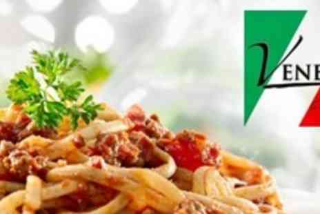 Veneto Restaurant - Three Course Italian Meal For Two - Save 69%