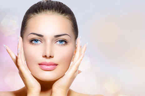 Essence Beauty - CACI jowl and neck or eye lift or  include an eyebrow shape and tint or also include a 30 minute facial - Save 58%