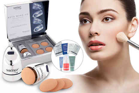 Nutritional Science Solutions - Professional auto makeup applicator Plus Get £20 Worth of samples - Save 84%