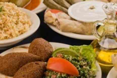 Athena Greek Taverna - Two Courses of Greek Cuisine For Four With Wine - Save 61%