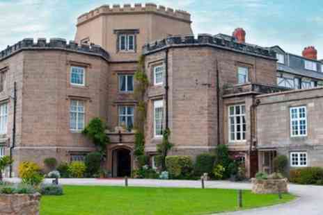 Leasowe Castle Hotel - One Night Stay for Two with Breakfast, Tapas and Cocktail - Save 0%