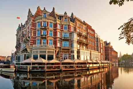 Hotel De L Europe - One or Two Nights Stay for Two with Options for Breakfast and Dinner - Save 25%