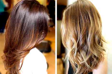 Jade Angel - Ombre or Balayage & Blow Dry - Save 36%