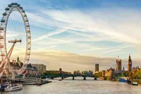 The Yardarm Club - Dinner Aboard RS Hispaniola & Thames Cruise for 2 - Save 56%