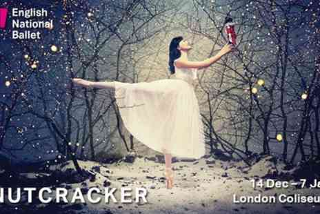 ENO - The Nutcracker tickets on 26 December 2016 to 7 January 2017 - Save 29%