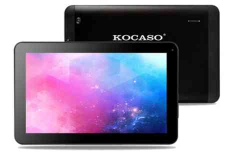 Groupon Goods Global GmbH - Kocaso M1069 10.1 Inch 8GB Tablet With Free Delivery - Save 0%