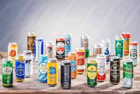 Kalea GmbH - 24 German Beers With Free Delivery - Save 0%