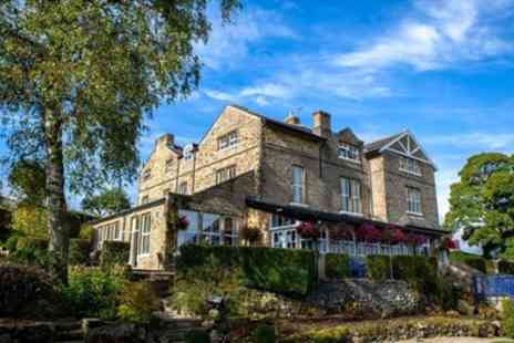 The Devonshire Fell - Four Star One or Two Nights Stay for Two with Breakfast, Dinner, Spa Access and Bolton Abbey Tickets - Save 0%