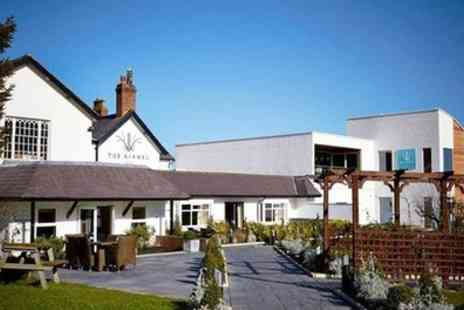 The Kinmel Hotel - One or Two Nights Stay for Two with Breakfast, AA Rosette Dinner and Spa Access - Save 38%